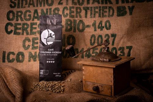 Le Colombie - Café bio & équitable