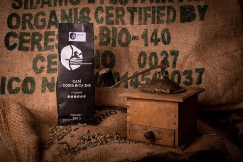 Café Costa Rica SHB - Les Torréfacteurs Français