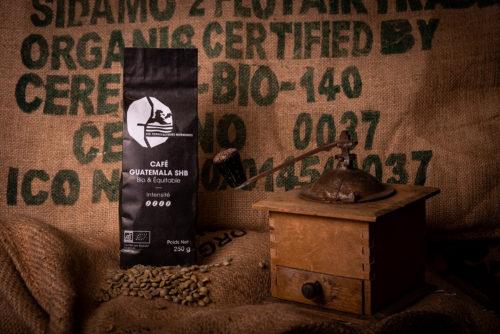 Café Guatemala SHB bio & équitable - Les Torréfacteurs Français