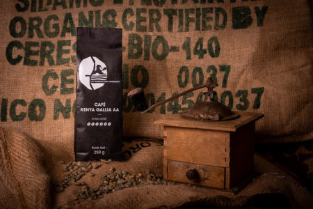 Café Kenya Gallia AA