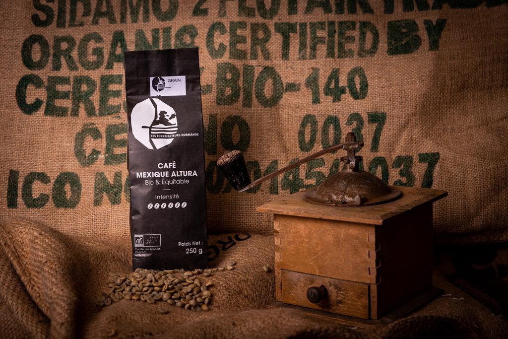 Café Mexique Altura bio & équitable - Les Torréfacteurs Français