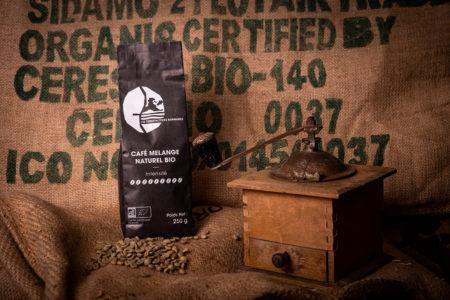 Café Mélange Naturel Bio