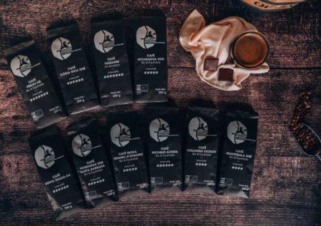 L'offre sélection de 10 cafés du monde