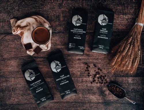 Offre des 4 cafés d'Afrique des Torréfacteurs Français