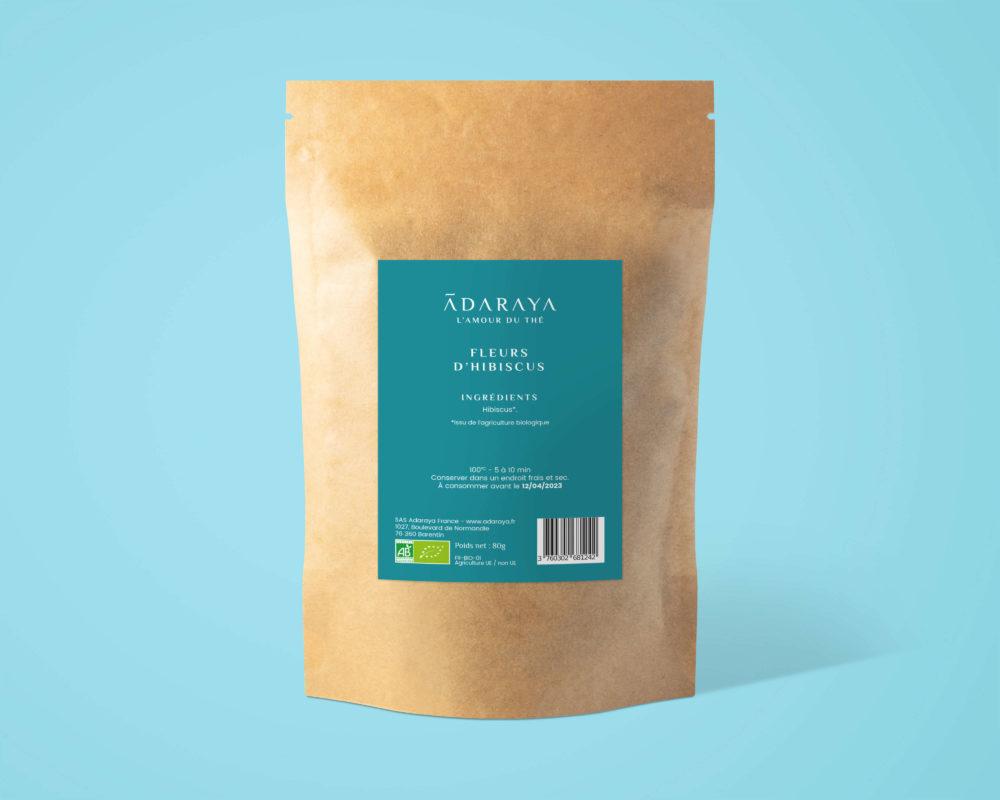 Sichert recharge Hibiscus bio Adaraya