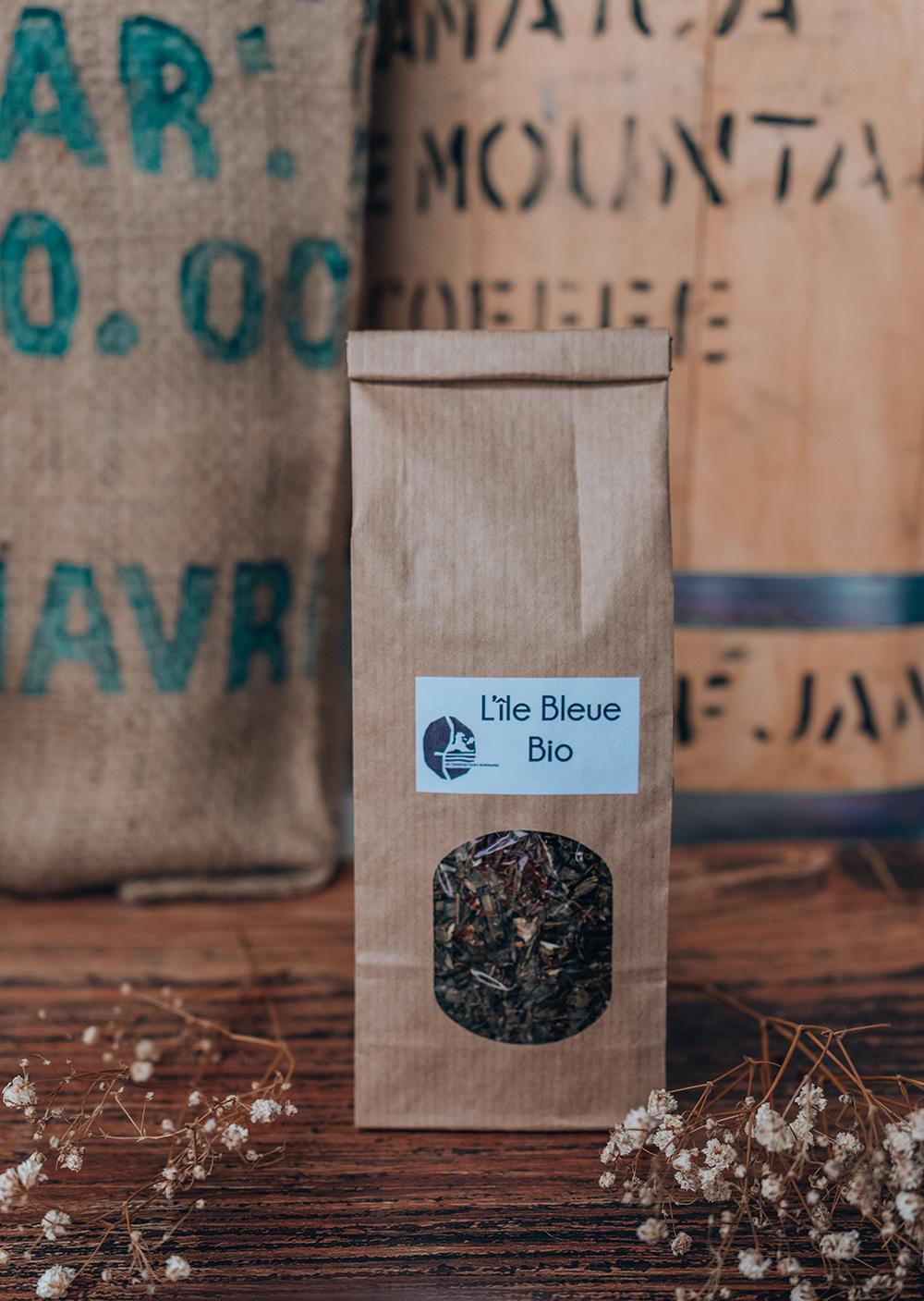 Le thé Ile Bleue Bio